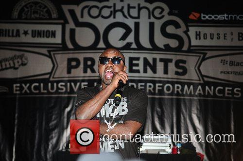 Mobb Deep, Dwayne Johnson and Rock The Bells Concert 2