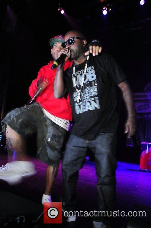 Prodigy real name Albert Johnson and Havoc real...