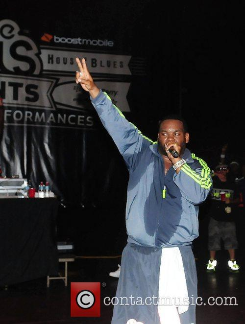 Raekwon, Dwayne Johnson, Wu Tang Clan and Rock The Bells Concert 4