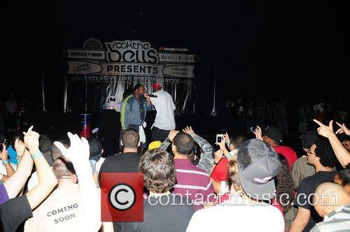 Raekwon, Dwayne Johnson, Wu Tang Clan and Rock The Bells Concert 5