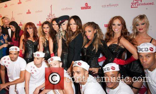Robin Antin and Pussycat Dolls 1