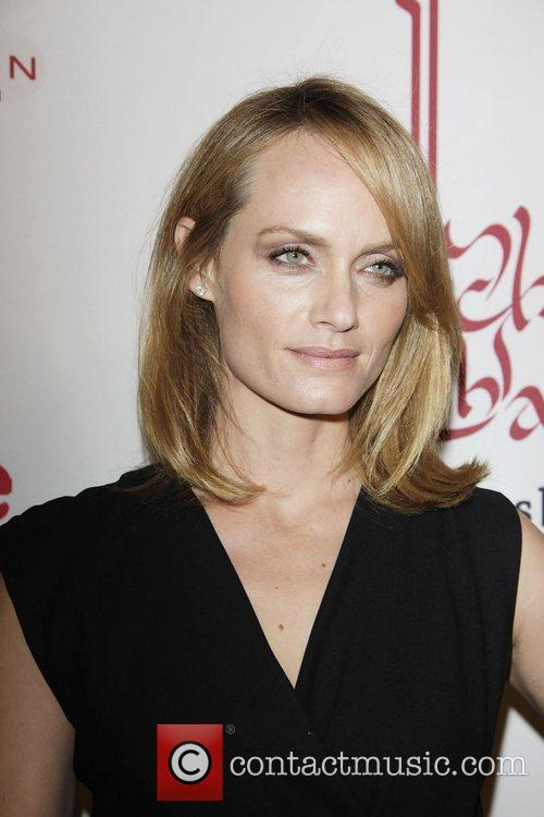 Amber Valletta The 5th Annual Rock The Kasbah...