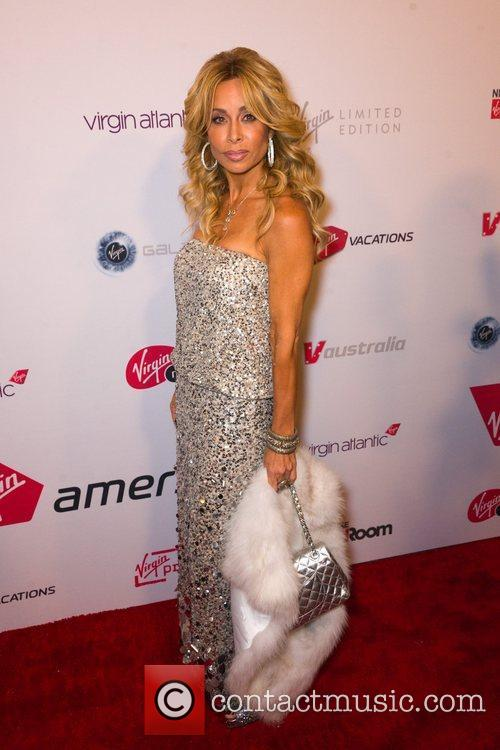 Faye Resnick The 5th Annual Rock The Kasbah...