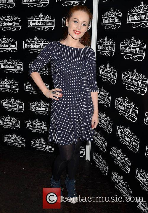 Jade Yourell,  at the 2nd birthday of...