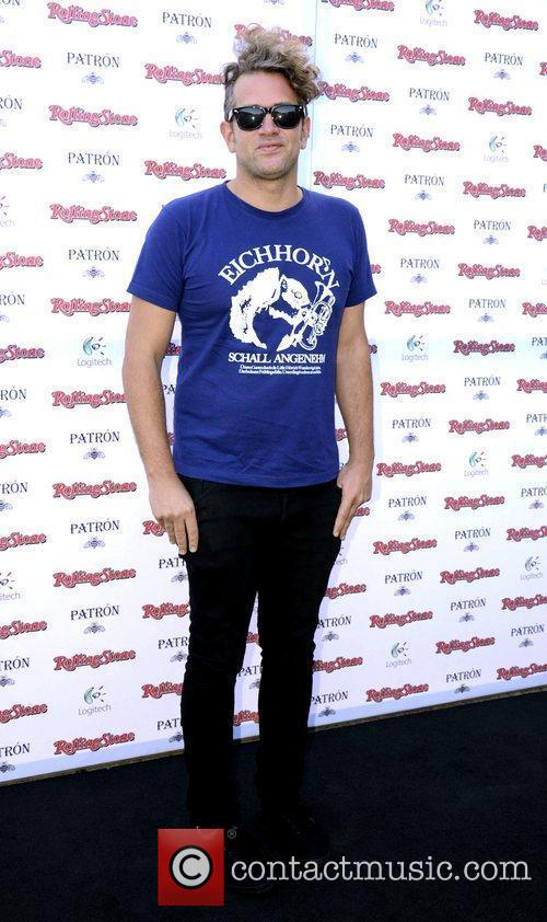 Dan Kelly The second annual Rolling Stone Awards...