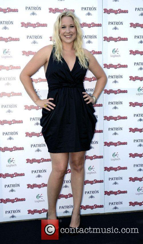 Catherine Britt The second annual Rolling Stone Awards...