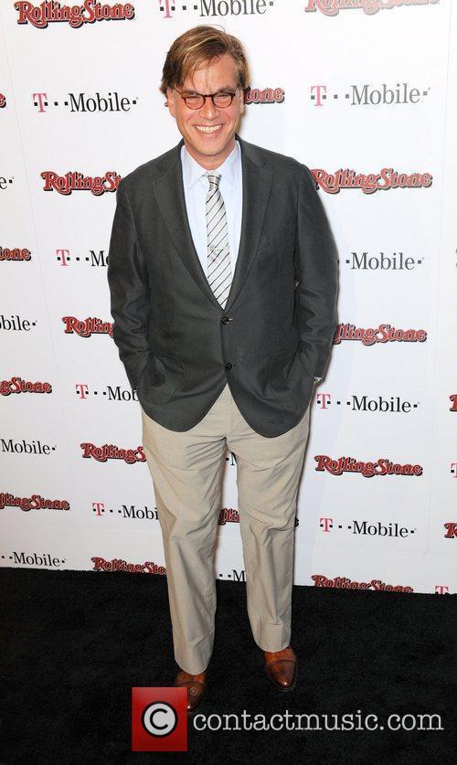 Aaron Sorkin  Rolling Stone Award Weekend Bash...