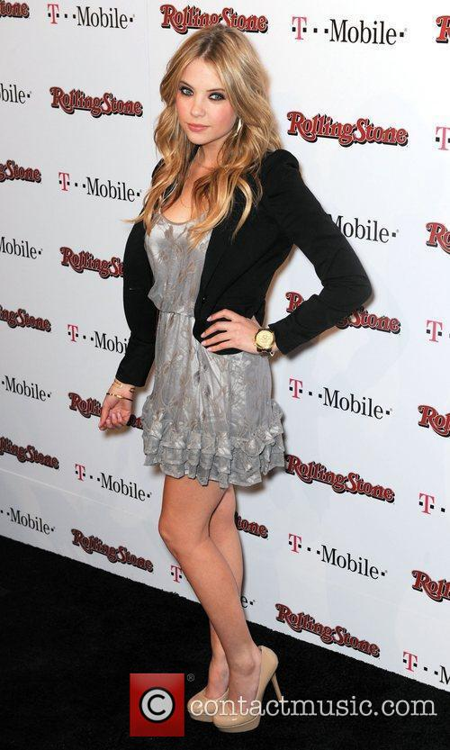 Ashley Benson  Rolling Stone Award Weekend Bash...