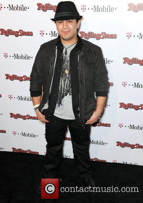 Chris Medina  Rolling Stone Award Weekend Bash...