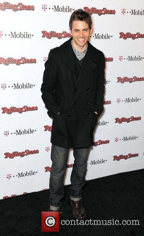 James Marsden  Rolling Stone Award Weekend Bash...