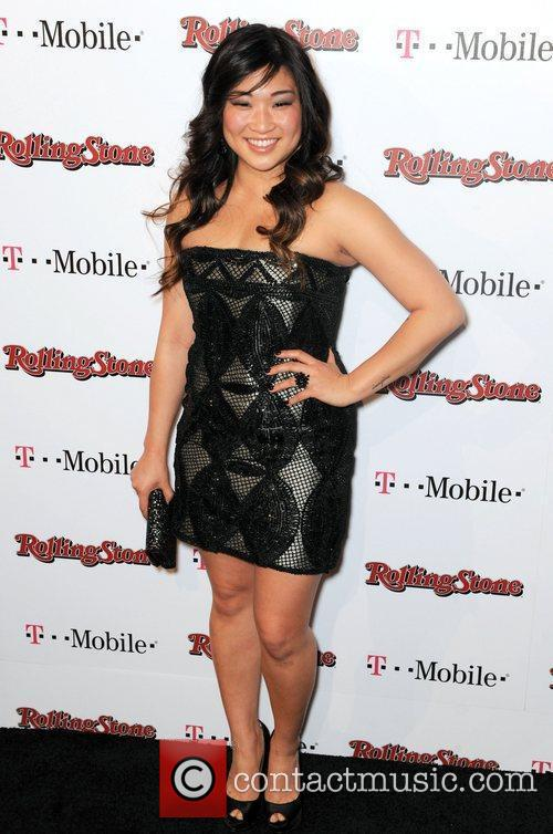 Jenna Ushkowitz  Rolling Stone Award Weekend Bash...