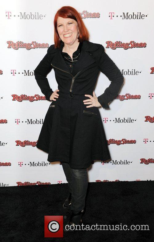 Kate Flannery  Rolling Stone Award Weekend Bash...