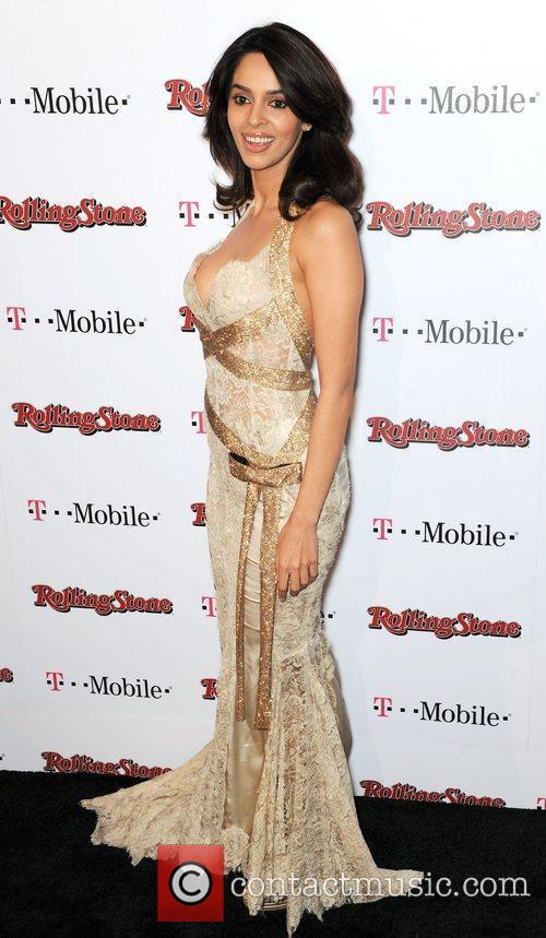 Mallika Sherawat  Rolling Stone Award Weekend Bash...