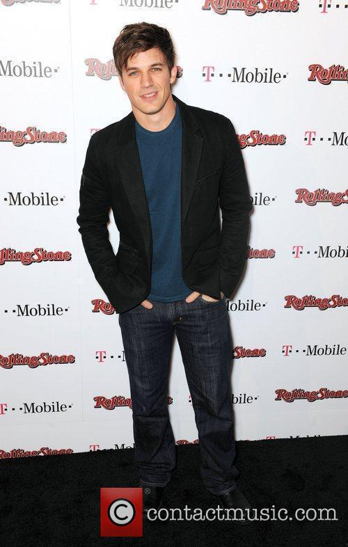 Matt Lanter  Rolling Stone Award Weekend Bash...