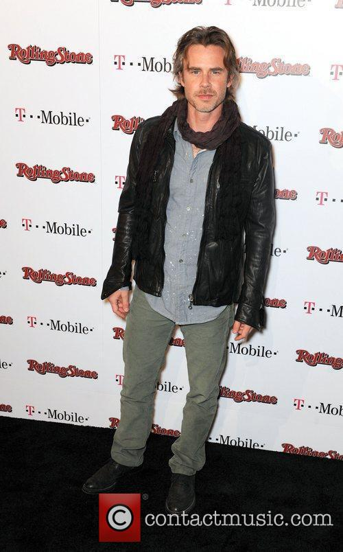 Sam Trammell  Rolling Stone Award Weekend Bash...