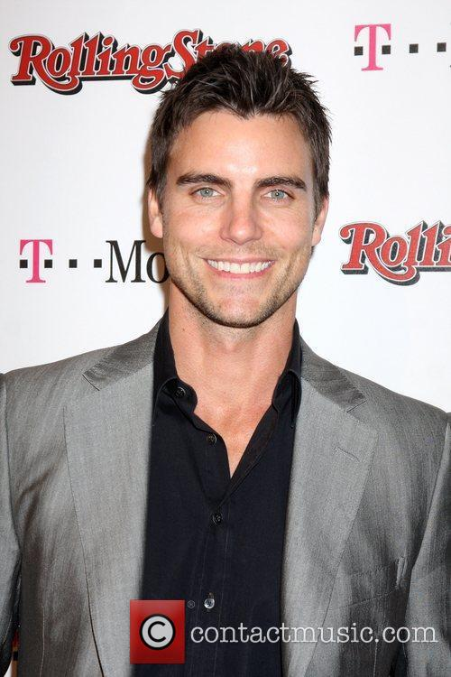 Colin Egglesfield Rolling Stone Award Weekend Bash at...