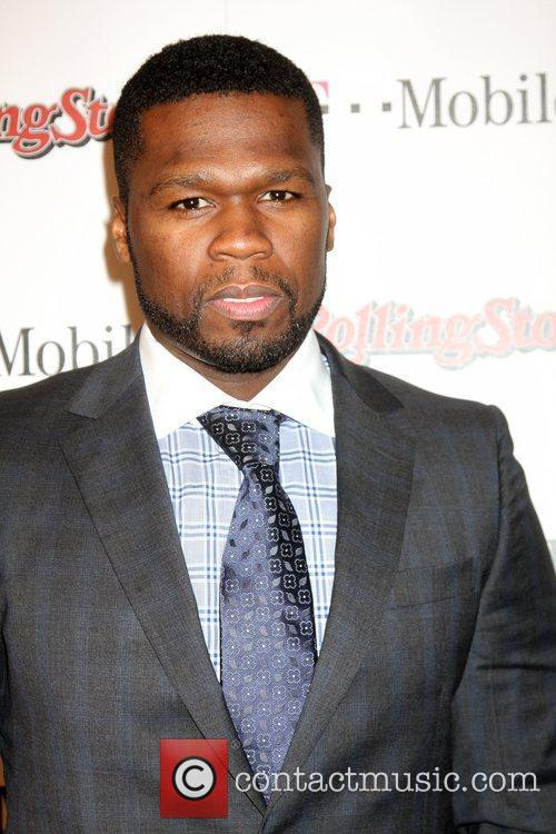 Curtis Jackson aka '50Cent' Rolling Stone Award Weekend...