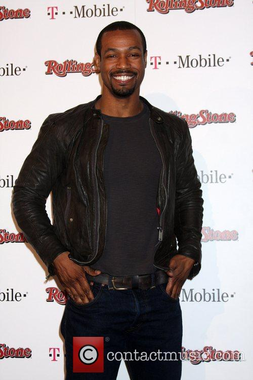 Isaiah Mustafa Rolling Stone Award Weekend Bash at...