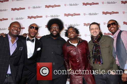 The Roots Rolling Stone Award Weekend Bash at...