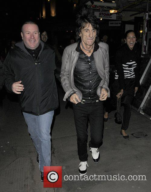 Ronnie Wood 14