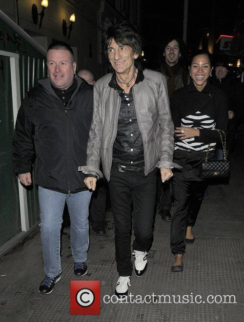 Ronnie Wood 13
