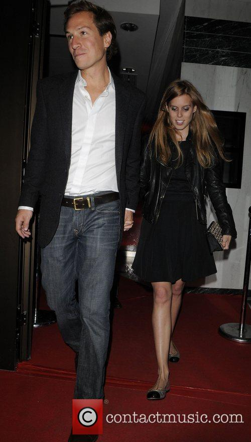 Princess Beatrice and Dave Clark 10