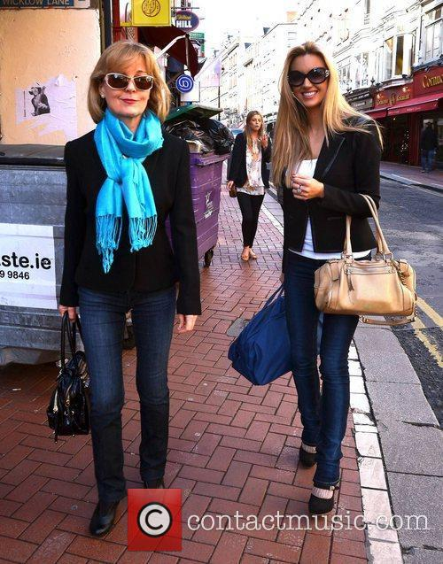 Out and about in Dublin