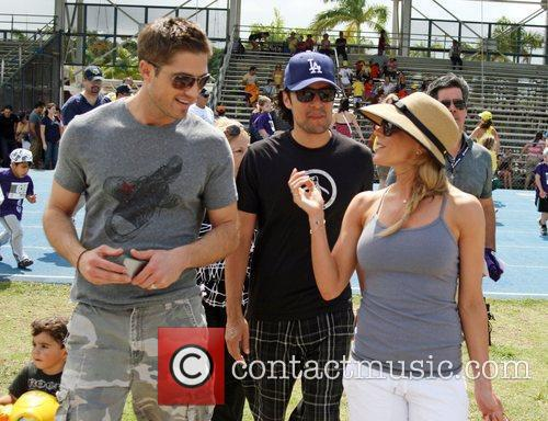 Eric Winter and Julie Benz The 2nd Annual...