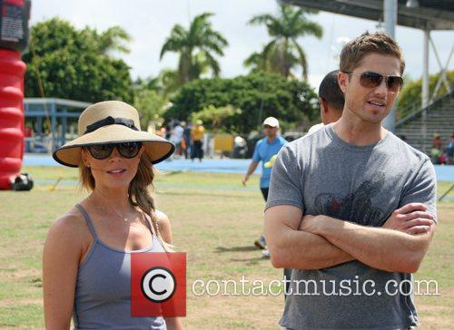 Julie Benz and Eric Winter The 2nd Annual...