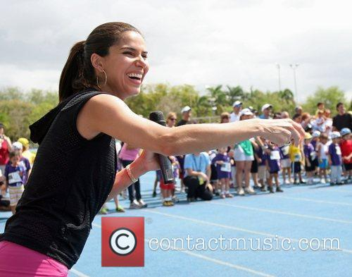 Roselyn Sanchez The 2nd Annual Roselyn Sanchez Triathlon...