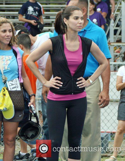 The 2nd Annual Roselyn Sanchez Triathlon For Life...