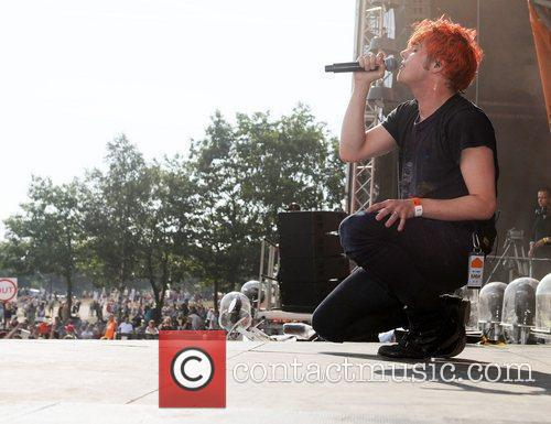 My Chemical Romance Roskilde Festival - Performances -...