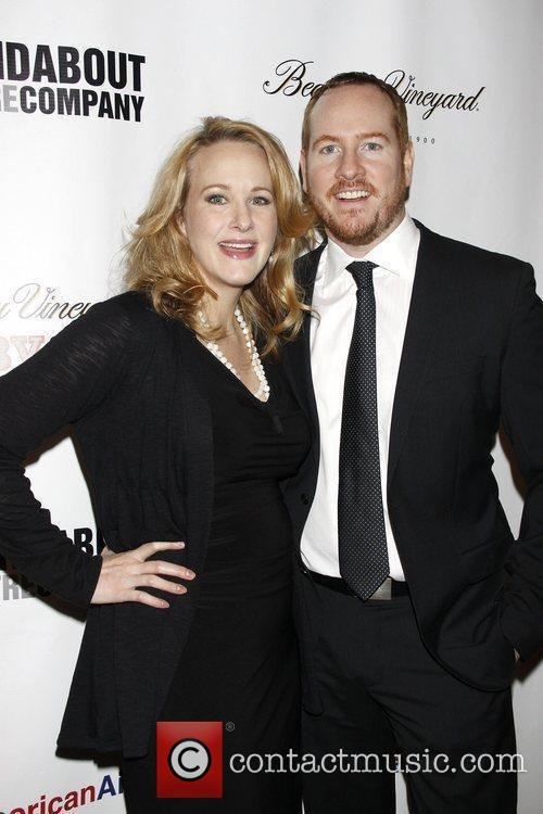 Katie Finneran And Darren Goldstein 2