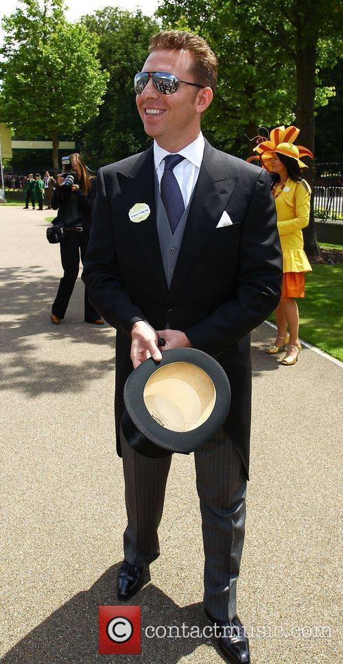Nick Candy Royal Ascot at Ascot Racecourse Berkshire,...