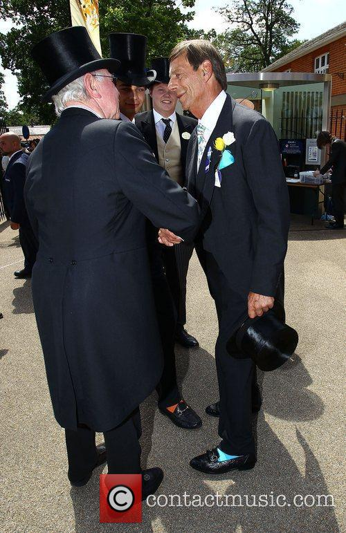 Sir Henry Cecil Royal Ascot at Ascot Racecourse...