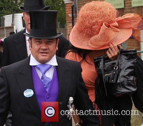 Darren Lyons Royal Ascot at Ascot Racecourse -...
