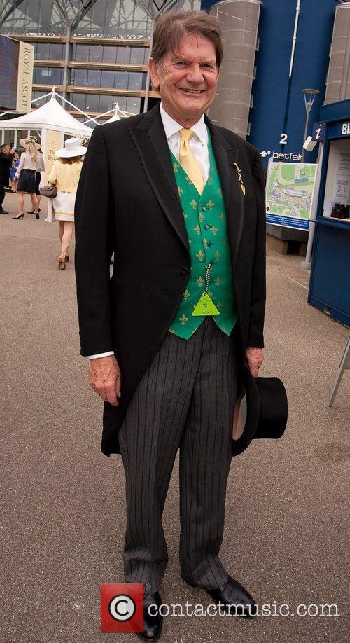 Sir John Madejski Royal Ascot at Ascot Racecourse...
