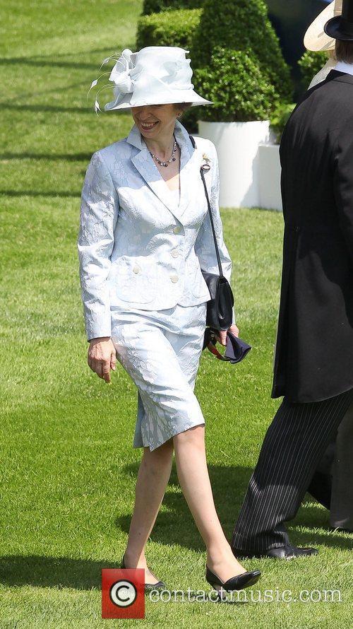 Anne, Princess Royal Royal Ascot, held at Ascot...