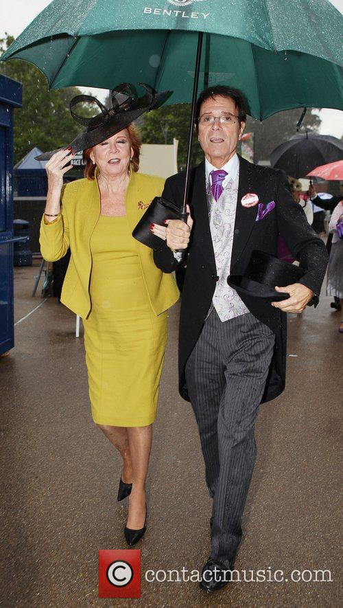 Cilla Black and Cliff Richard 3