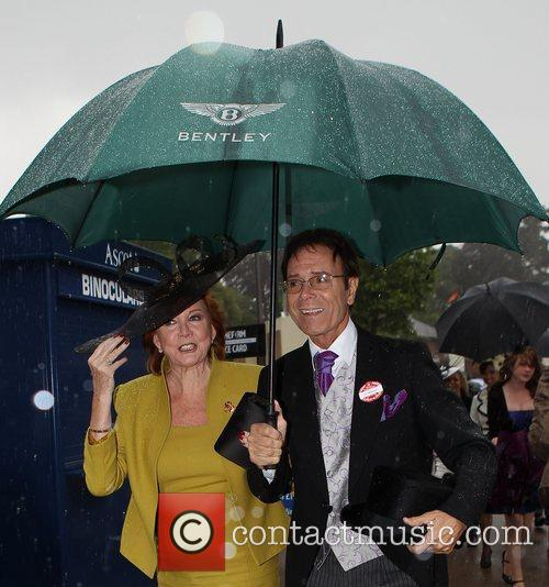 Cilla Black and Cliff Richard 2