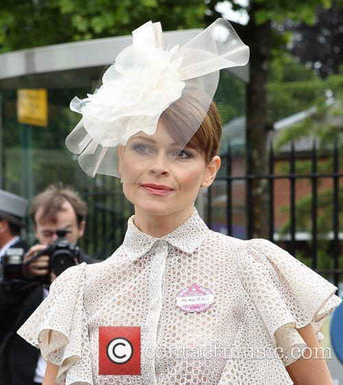 Mrs McNeil Royal Ascot at Ascot Racecourse -...