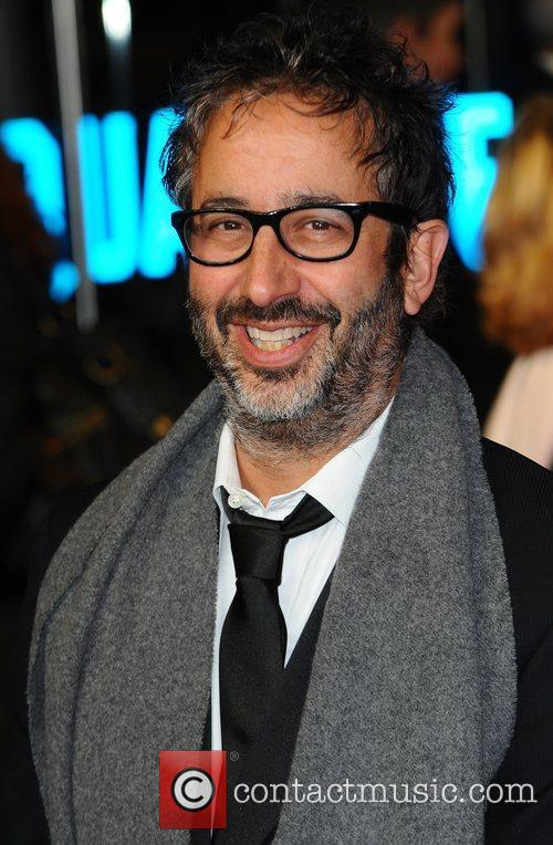 David Baddiel and Odeon Leicester Square 2