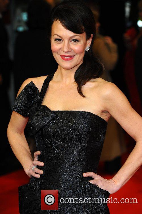 Helen McCrory Royal Film Performance 2011: Hugo in...