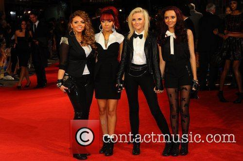 Little Mix and Odeon Leicester Square 2