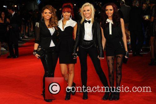 Little Mix and Odeon Leicester Square 3