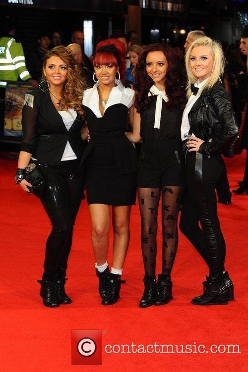Little Mix and Odeon Leicester Square 1