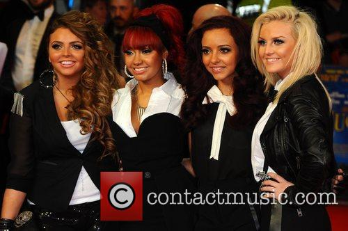 Little Mix and Odeon Leicester Square 5