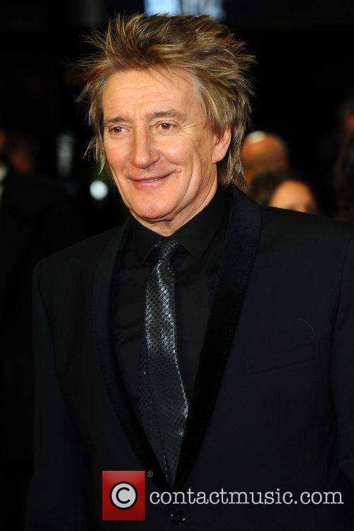 Rod Stewart Royal Film Performance 2011: Hugo in...