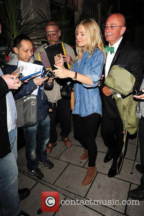 Sienna Miller and Terence Rattigan 11