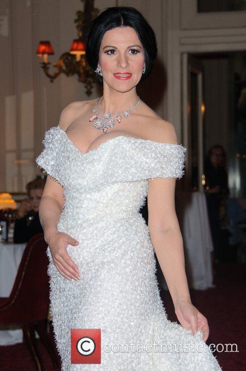 Angela Gheorghiu Royal Opera House Cinema - Launch...